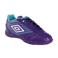 Umbro Medusae Club IC JNR Sepatu Sepakbola - Ungu 81103U-EW3