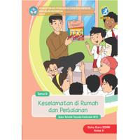 Buku guru kelas 2 SD-MI Tema 8 Keselamatan dirumah dan perjalanan