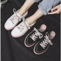 Sepatu kets wanita masa kini Sepatu kets murah berkualitas K10