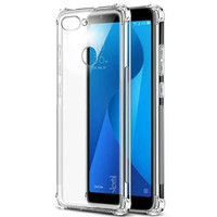 Softcase Anti Crack Asus Zenfone Max Plus M1 ZB570TL Clear Case