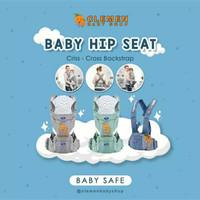 Baby Safe Hipseat Criss Cross Backstrap