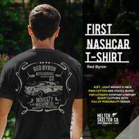 Kaos T-Shirt Pria 1st Nascar Champion 1948 Hudson Motor - S