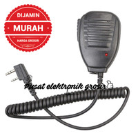 Speaker Microphone Ht Push To Talk PTT Baofeng - RS-114