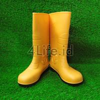 Sepatu Boots Petrova / Sepatu Karet / Safety Boots