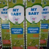 My Baby Minyak Telon Plus 145ml