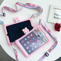 soft case silikon ipad mini 1 2 3 4 5 ipad 2 3 4 karakter anak