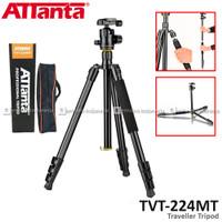 ATTANTA TVT-224MT Traveller Tripod Monopod for Camera DSLR Mirrorless