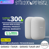 Google Nest Audio Smart Speaker Wireless Bukan Home Homepod Mini JBL
