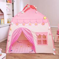 Tenda Anak Rumah Princess PINK RS66 Tenda Bermain Princess Castle