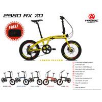 Sepeda Lipat PACIFIC 2980 RX 7.0 (Folding Bike)