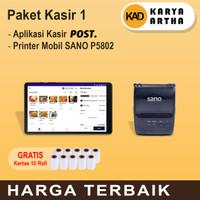 Paket Kasir 1 Aplikasi POS Mobile