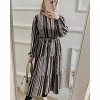 Zura tunik atasan wanita pakaian remaja fashion muslim