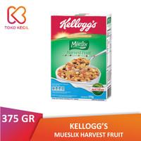 Kelloggs Mueslix Harvest Fruit 375 gr