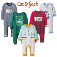 Cat & Jack Sleep Suit Baju Tidur Bayi