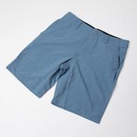 Celana pendek VOLCOM surf and turf blue original 100%