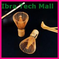 Bo Zhu Kuas Pengaduk Matcha Green Tea Bamboo Whisk Brush CJ110 Bro