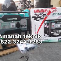 Yamamax 2500rx Genset 1000watt output max 1100watt