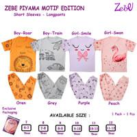 Zebe Piyama Motif Edition