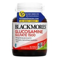 BLACKMORES GLUCOSAMINE SULFATE 1500MG BPOM KALBE - 30 TAB
