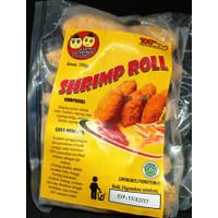 Oshin Food Shrimp Roll 12s