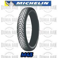 BAN DUAL PURPOSE RING 14 MICHELIN M45 UK 110/80-14 TUBLESS / TUBETYPE