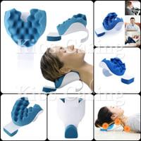 Bantal Penyangga Sakit Leher Punggung Cervical Neck Pillow Support BP - Harga 1 Buah