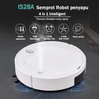 IS28A Robot Vacuum Cleaner/4in1 VACUM ROBOT VACUUM SPRAYER