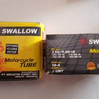 ban dalam swallow 350/400-18 120/70-18 130/70-18 110/80-18 120/80-18