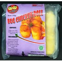 Oshin Food Egg Chiken Roll 16s