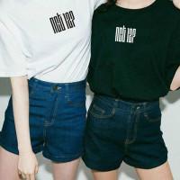 Baju NCT Wanita Kekinian Kaos NCT 127 Cewek Murah