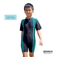 Baju renang diving anak polos unisex SD usia 6-10 th