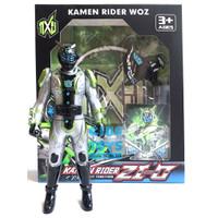 Figure Kamen Rider Zi-o   Miniatur Kamen Rider Geiz dan Woz