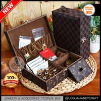 MOTIF - Kotak Tempat Logam Mulia Premium Berkualitas / Box Emas Antam