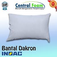 Bantal Tidur Dakron INOAC Central Foam Tanpa Cover