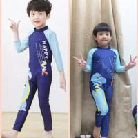 baju renang anak laki laki 3thn-10thn import