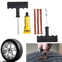 Alat Tambal Ban Mobil Sepeda Motor Tubeless - Tire Repair Kit