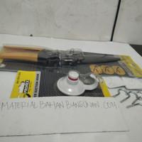 PAKET HEMAT GUNTING RUMPUT TANGAN PROHEX GANTUNGAN BAJU PLASTIK