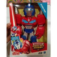 Sale: Transformers Rescue Bots Academy Mega Mighties Optimus Prime Ori