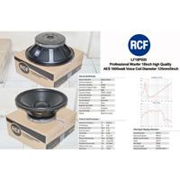 Speaker 18 inch Model RCF 18P500 P500 subwoofer coil 5 Inch