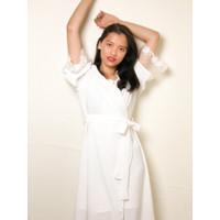 Sarkara bridal robe kimono pengantin