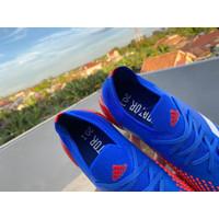 Soccer Adidas Predator Mutator 20.1 LOW FG - Royal Blue Red