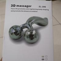 alat pijit 3D massager wajah perut kaki lengan