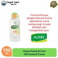 Acnes Natural Care Oil Control Toner 100 mll