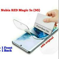 Hydrogel Hydro Gel Screen Protector - Nubia RED Magic 5s 5G Full Set