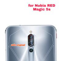 Soft Tempered Glass Back Camera Kamera Lens - Nubia RED Magic 5s