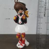 action figure cardcaptor sakura kuro lee syaoran