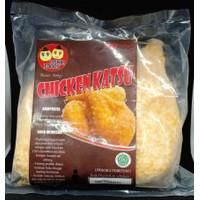 Oshin Food Chiken Katsu 4s