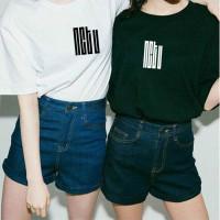 Kaos Wanita NCT U Murah Baju korea Terbaru 2020 Kekinian Tshirt kpop