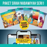 Paket Sirah Nabawiyah Seri 1 Rumah Kisah Audiobook