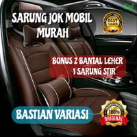 Sarung Jok Mobil Ayla Agya Jazz Sirion Mirage - Sporty Deluxe